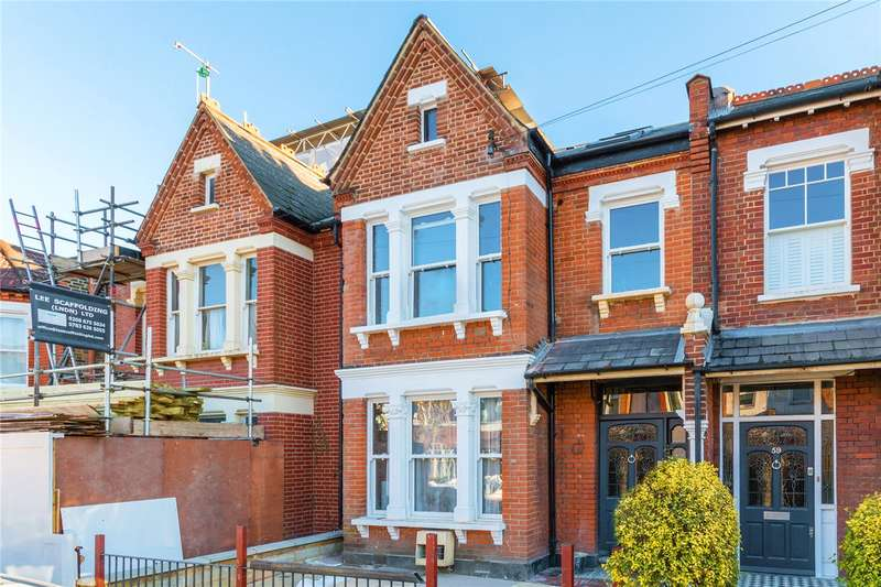 5 Bedrooms Terraced House for sale in Pretoria Road, Furzedown, London, London, SW16