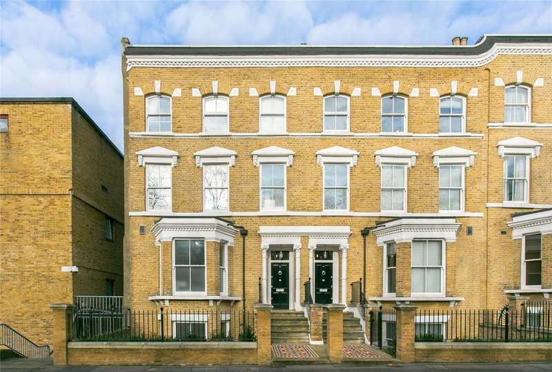 4 Bedrooms House for sale in Windsor Walk, London, SE5
