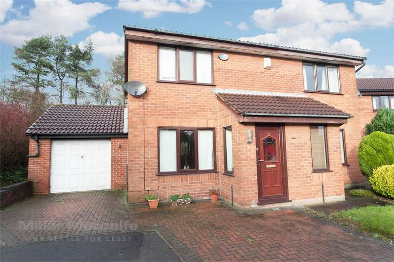 2 Bedrooms Semi Detached House for sale in Bramshill Close, Gorse Covert, Warrington, Cheshire