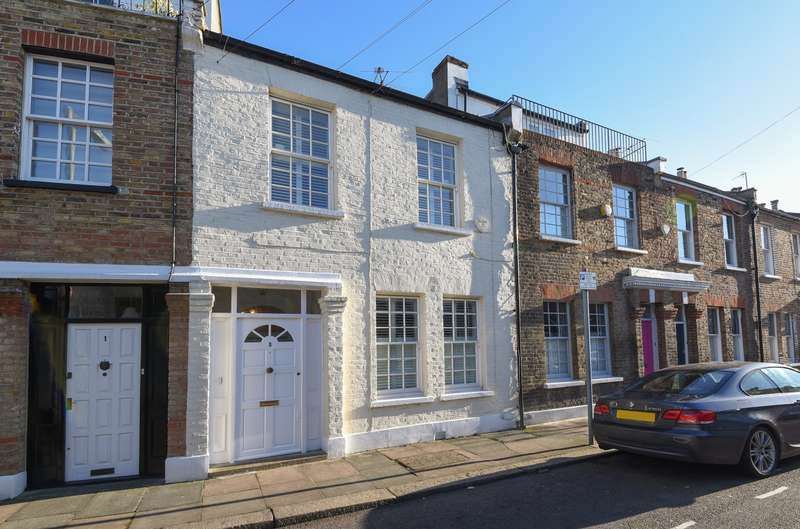 2 Bedrooms House for sale in Mascotte Road, Putney, SW15