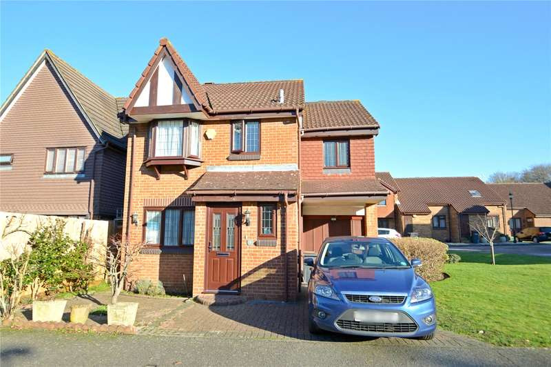 4 Bedrooms Detached House for sale in Angelica Gardens, Shirley