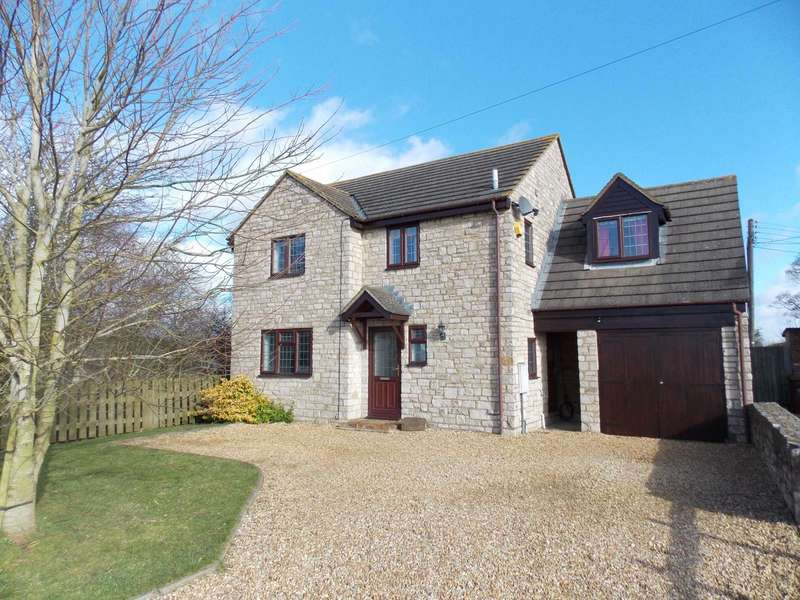 4 Bedrooms Detached House for sale in Stratton Audley Road, Fringford