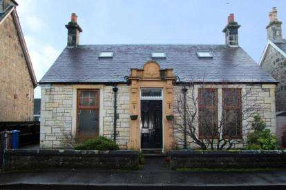 3 Bedrooms Detached House for sale in Queen Street, Alloa