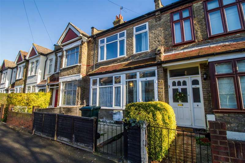 3 Bedrooms Terraced House for sale in Clifton Park Avenue, Raynes Park