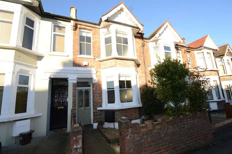 3 Bedrooms Terraced House for sale in Stanhope Road, London