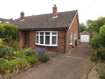 2 Bedrooms Bungalow for sale in Station Road, Legbourne, Louth