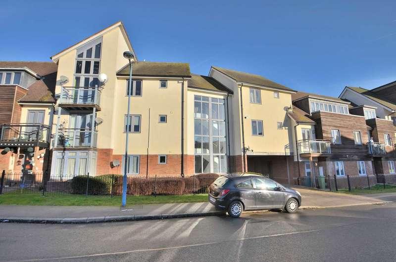 2 Bedrooms Apartment Flat for sale in Cavan Way, Broughton
