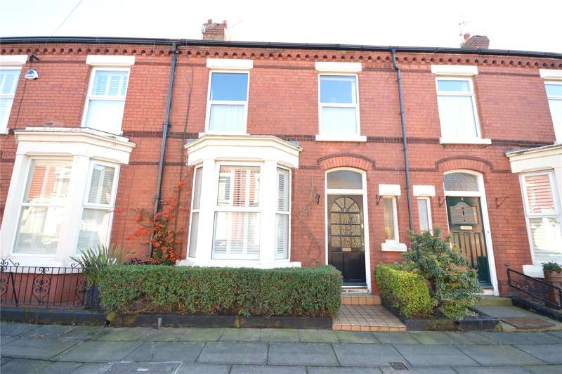 3 Bedrooms Terraced House for sale in Brentwood Avenue, Aigburth, Liverpool, L17