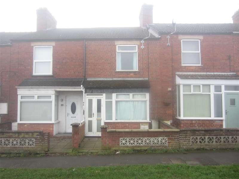 2 Bedrooms Terraced House for sale in Kimberley Terrace, Gonerby Hill Foot, Grantham, NG31