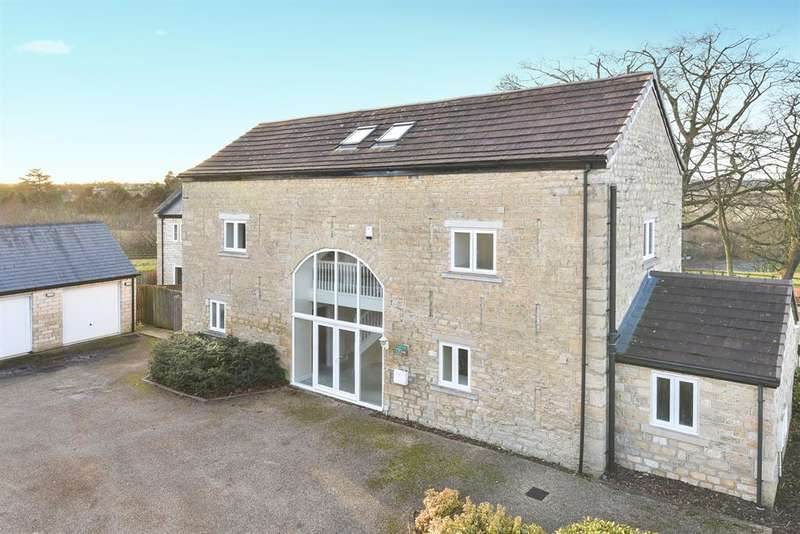 4 Bedrooms Detached House for sale in Bramham Lodge, Aberford Road, Bramham, LS23 6QN