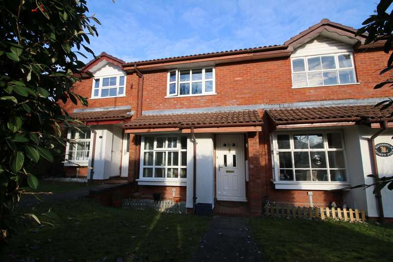 2 Bedrooms Terraced House for sale in Constantine Way, Basingstoke, RG22
