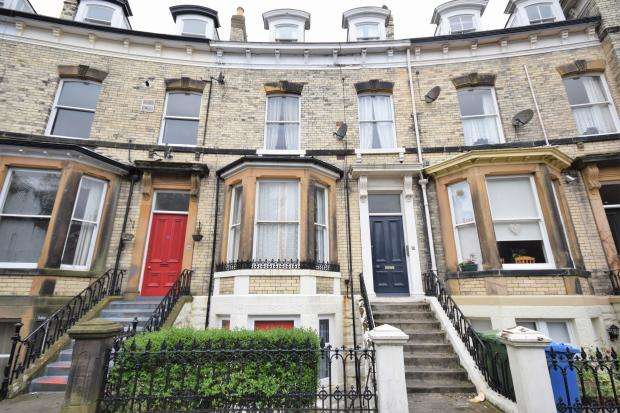 2 Bedrooms Apartment Flat for sale in Grosvenor Crescent, Scarborough, North Yorkshire, YO112LJ