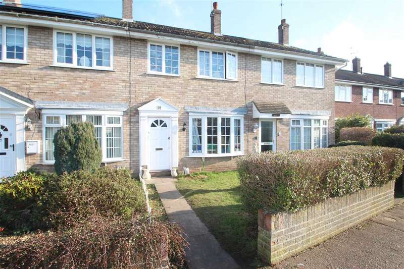3 Bedrooms Terraced House for sale in Keymer Way, Westlands, Colchester