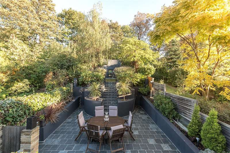 4 Bedrooms Flat for sale in Springfield Avenue, Muswell Hill, London, N10