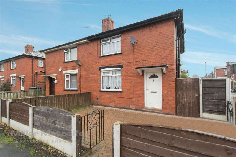 3 Bedrooms Semi Detached House for sale in Thorpe Avenue, Radcliffe, Manchester, Lancashire