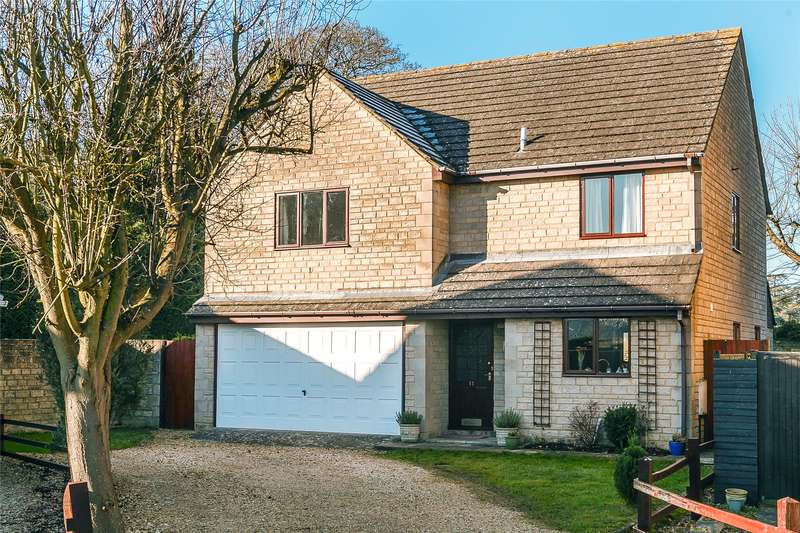 5 Bedrooms Detached House for sale in Park Close, Middleton Stoney, Bicester, Oxfordshire, OX25