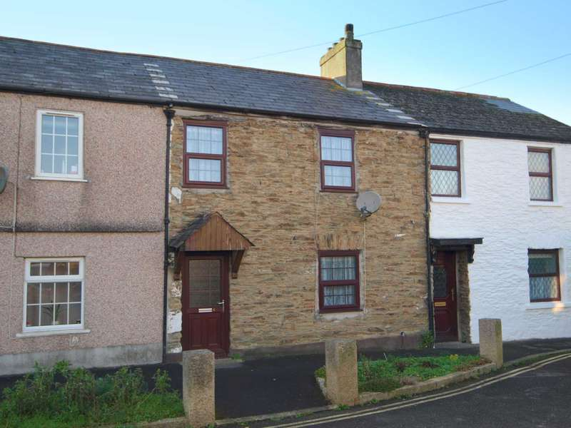 2 Bedrooms Terraced House for sale in Chapel Street, Callington, PL17 7BL