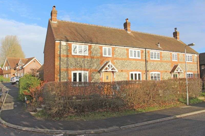 3 Bedrooms Semi Detached House for sale in Whiteparish