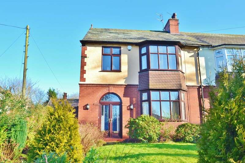 4 Bedrooms Semi Detached House for sale in Lancaster Road, Salford