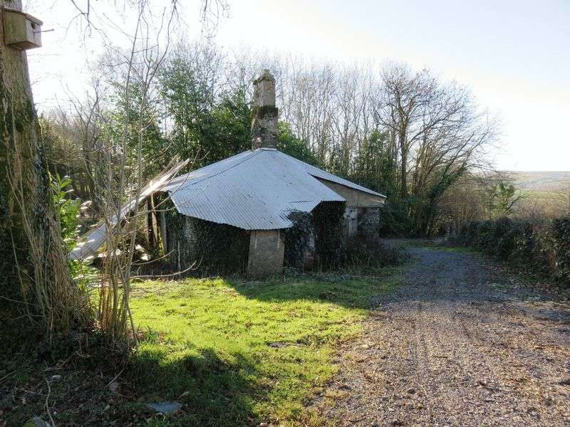 Detached House for sale in Bigadon Lodge, Dean Prior