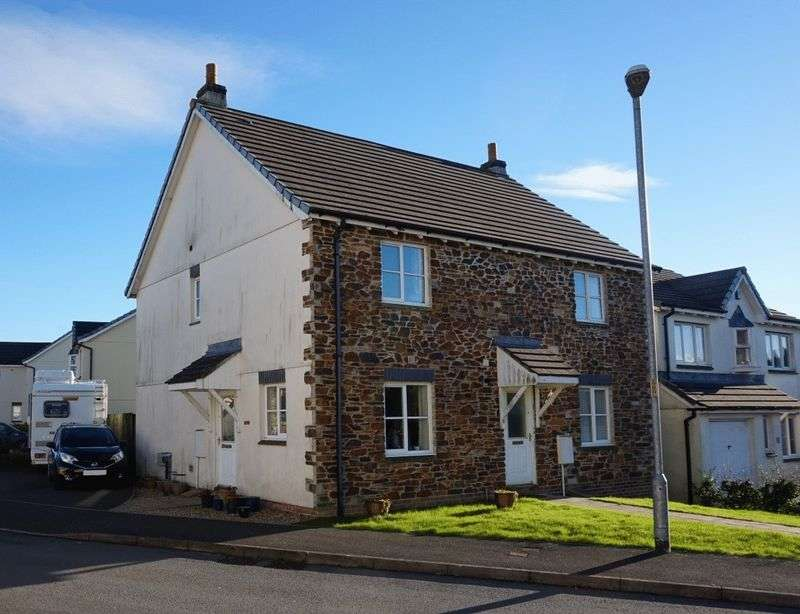 2 Bedrooms Terraced House for sale in Robin Drive, Launceston