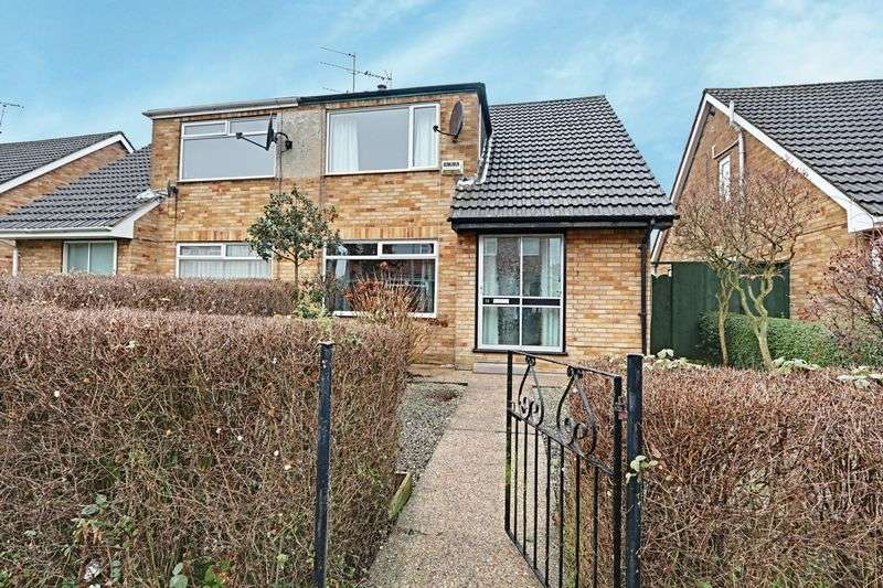 3 Bedrooms Semi Detached House for sale in Coverdale, Sutton Park
