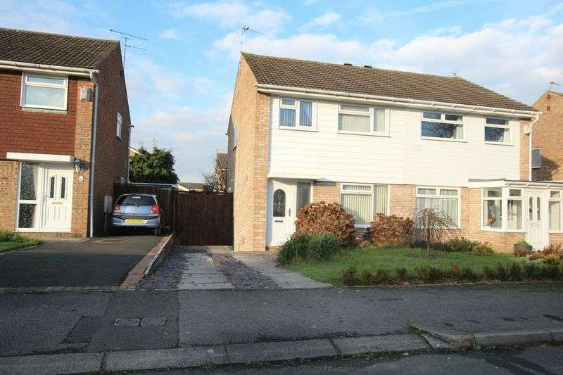 3 Bedrooms Semi Detached House for sale in Denning Drive, Irby