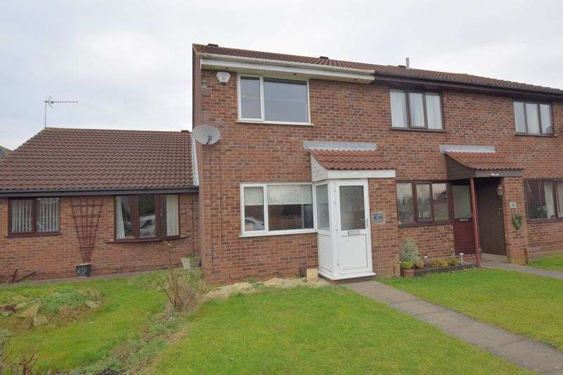 2 Bedrooms Terraced House for sale in Atwater Grove, Glebe Park, Lincoln