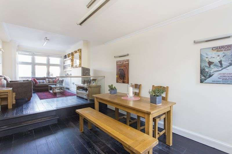 2 Bedrooms Flat for sale in Woodland Rise, Muswell Hill, N10