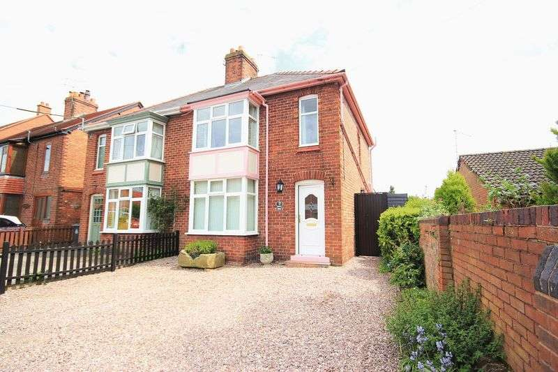2 Bedrooms Semi Detached House for sale in Kingsway, Whitchurch