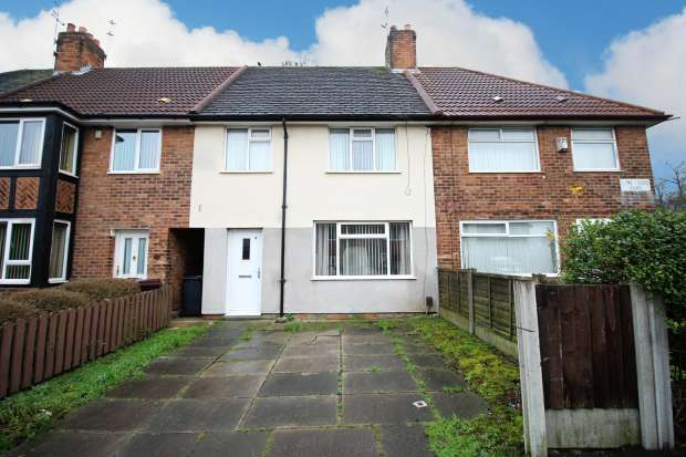 3 Bedrooms Terraced House for sale in Lyme Cross Road, Liverpool, Merseyside, L36 8EU