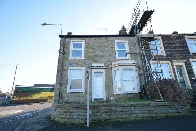 2 Bedrooms Semi Detached House for sale in Corporation Street, Accrington