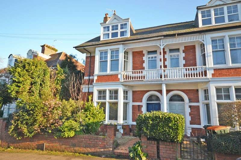 4 Bedrooms Terraced House for sale in Stunning Period House, Bassaleg Road, Newport