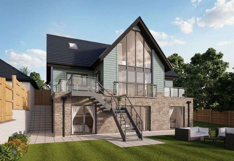 4 Bedrooms Property for sale in The Sker Plot 19, Tuskers Point, Craig Yr Eos Avenue, Ogmore-by-Sea