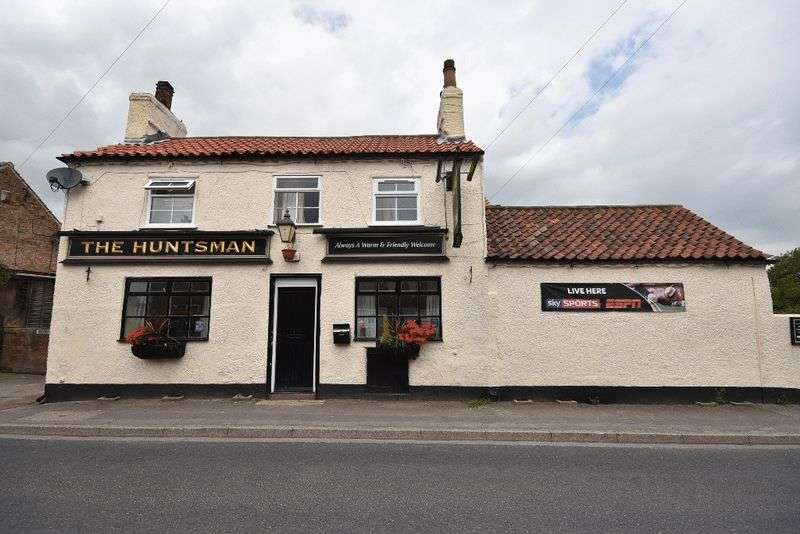 Commercial Property for sale in Huntsman Inn, Drax