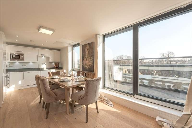 3 Bedrooms Flat for sale in Argo House, Kilburn Park Road, London, NW6