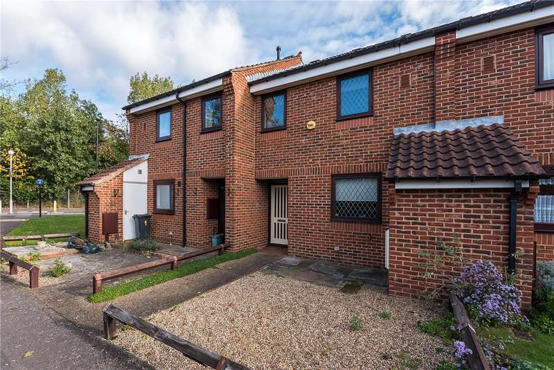 2 Bedrooms Terraced House for sale in Harlequin Close, Isleworth, TW7