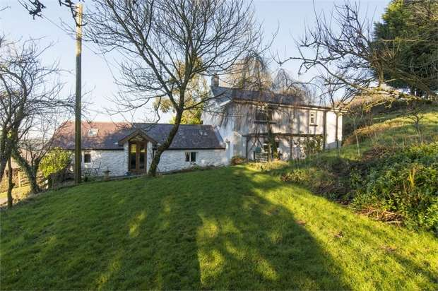 4 Bedrooms Detached House for sale in Crosswood, Aberystwyth, Ceredigion