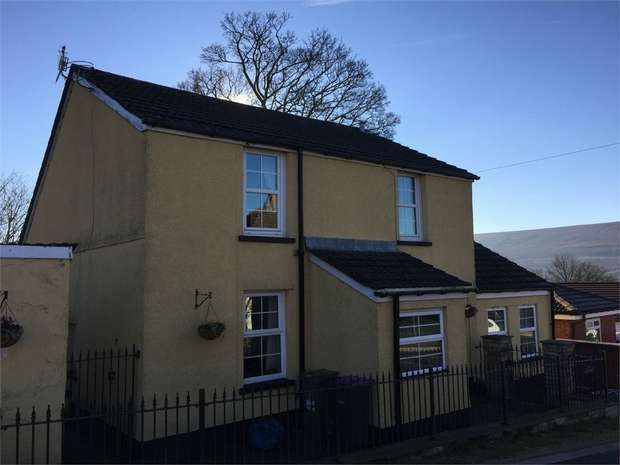 3 Bedrooms Cottage House for sale in Middle Coed Cae, Blaenavon