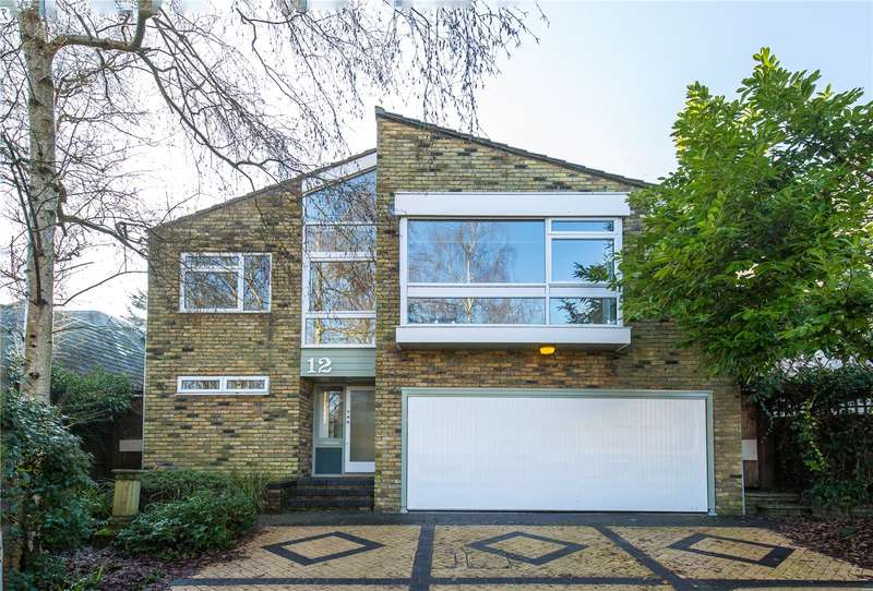 5 Bedrooms Detached House for sale in Oaklands Road, Totteridge, London, N20