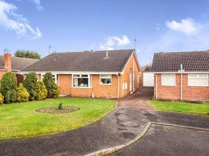 2 Bedrooms Bungalow for sale in Surfleet Close, Wollaton, Nottingham, Nottinghamshire