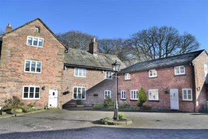 4 Bedrooms Semi Detached House for sale in Myddleton Hall Farm, Myddleton Hall Farm, Delph Lane, Warrington, WA2