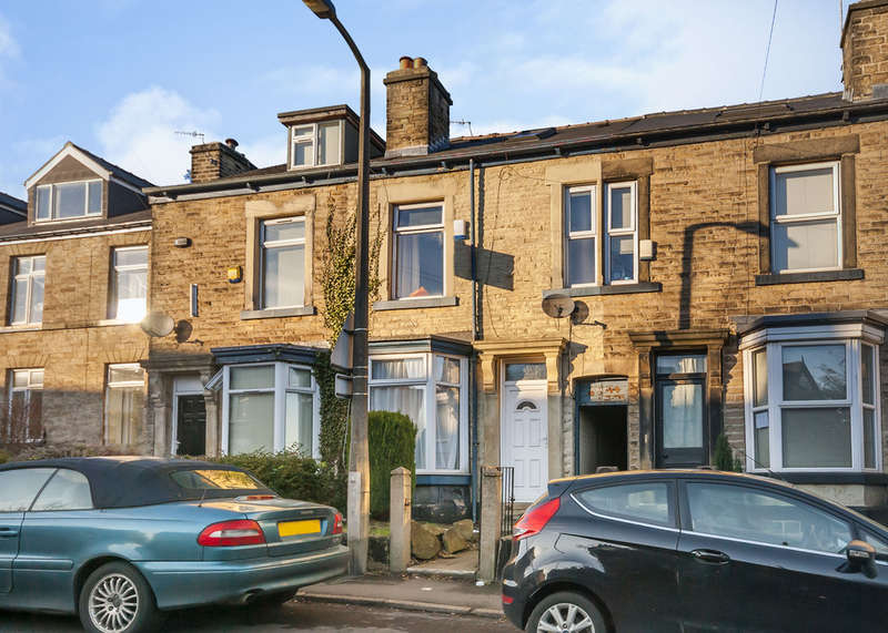 5 Bedrooms Terraced House for sale in 238 School Road, Crookes, S10 1GP