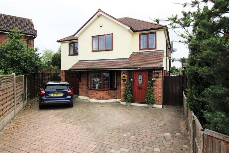 4 Bedrooms Detached House for sale in Wicklands Road, Hunsdon, Ware