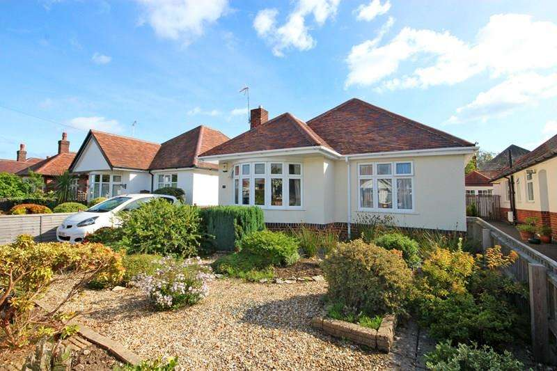 2 Bedrooms Detached Bungalow for sale in Merrivale Avenue, Southbourne, Bournemouth