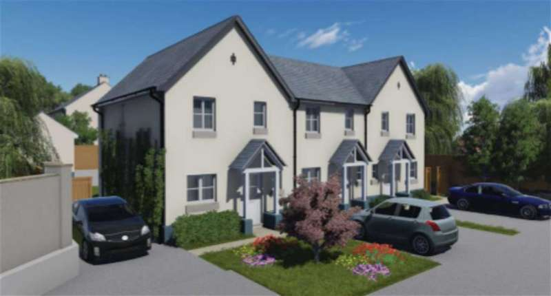 3 Bedrooms Property for sale in Northfield Road, Narberth, Pembrokeshire