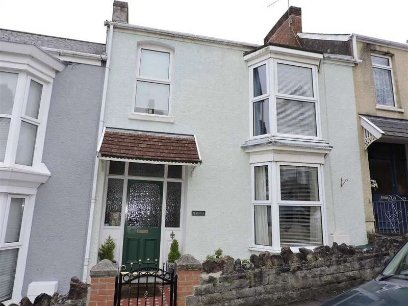 3 Bedrooms Property for sale in Woodville Road, Mumbles