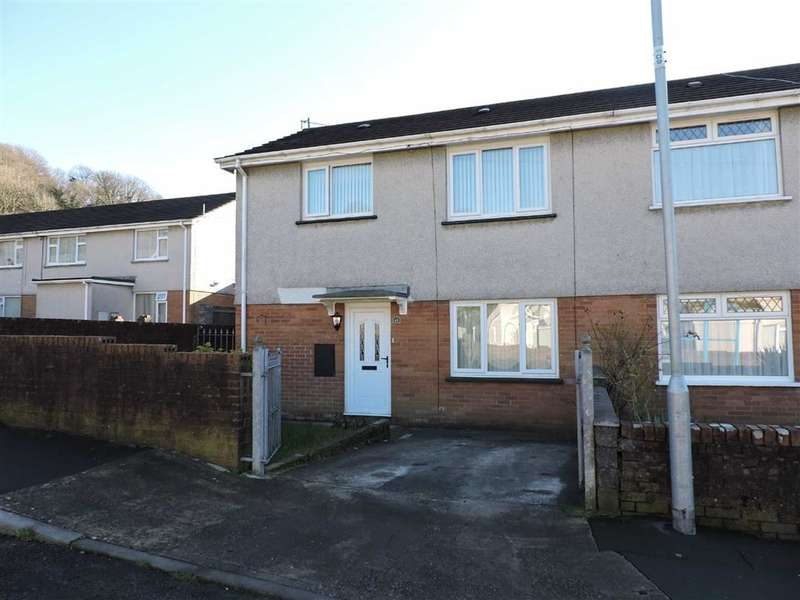 3 Bedrooms Property for sale in Gellideg, Pontardawe