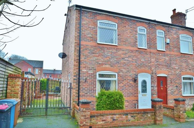 2 Bedrooms Terraced House for sale in Hamilton Avenue, Manchester