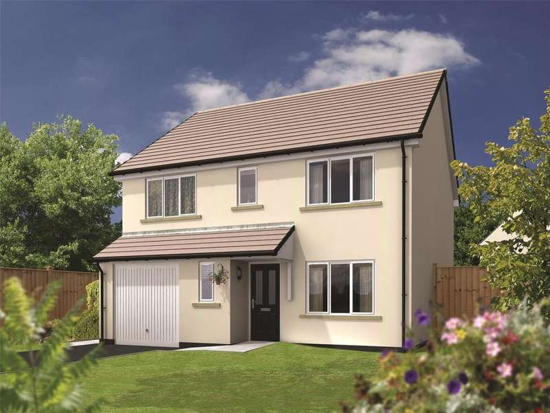 4 Bedrooms Detached House for sale in Lantoom Meadows, Dobwalls